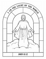 HD Wallpapers Coloring Page Jesus Is The Way