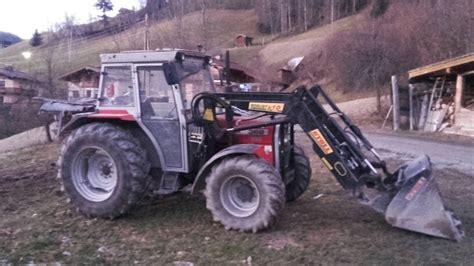 traktor mit frontlader traktor mit frontlader