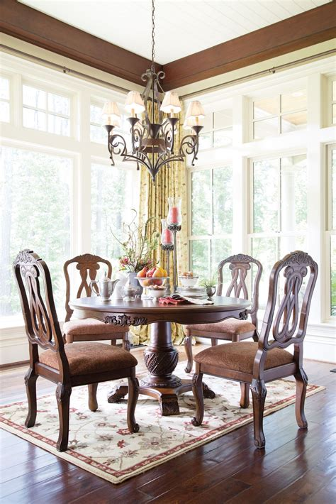 North Shore Round Pedestal Dining Room Set From Ashley. Hollywood Party Decorations. Sliding Door Decor. Reno Rooms. Ikea Kids Room. Large Decorative Outdoor Planters. Vbs Decorations. Hallway Table Decor. Ashley Furniture Room Packages