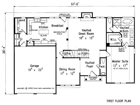 house plans with vaulted great room 301 moved permanently