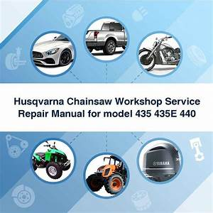 Husqvarna Chainsaw Workshop Service Repair Manual For