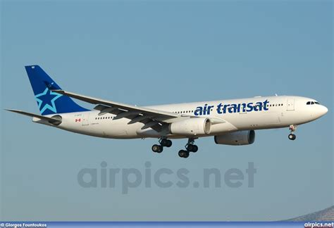 air transat login airpics net c gits airbus a330 200 air transat large size