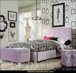 Decorating theme bedrooms - Maries Manor: Fashionista