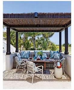 Pergola Avec Canisse : am nagement d 39 abri terrasse type pergola nos id es pour embellir davantage votre espace ~ Melissatoandfro.com Idées de Décoration