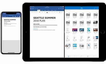 Onedrive Features Microsoft Office Iphone Ipad Tech