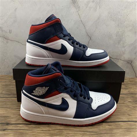 Nike Air Jordan 1 Mid Se Usa Footzonespain
