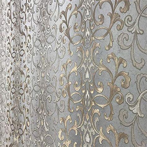 metallic wallpaper amazoncom