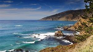 California's Central Coast Photograph by Dave Sribnik