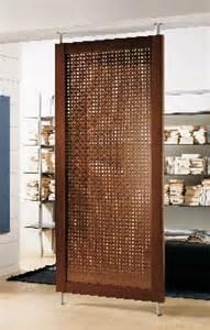 tension mount room divider modernus room dividers wood lacquer doors exit 01 fixed panel