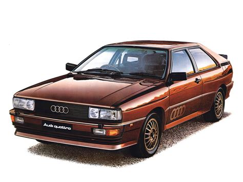 Car Photo Gallery » Audi Quattro 1980