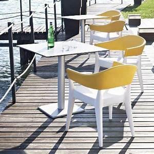 Mobilier Terrasse Restaurant Occasion : 10 best images about mobilier de bar restaurant nos realisations on pinterest bar tables ~ Teatrodelosmanantiales.com Idées de Décoration