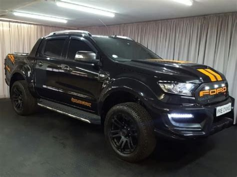 used ford ranger 3 2tdci 3 2 wildtrak 4x4 auto cab bakkie for sale in gauteng cars co