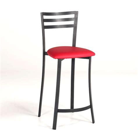 chaise de bar 4 pieds tabouret bar ou snack en métal 4 pieds tables chaises et tabourets