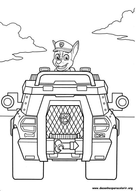 patrulha canina para colorir e imprimir muito f 225 cil colorir e pintar