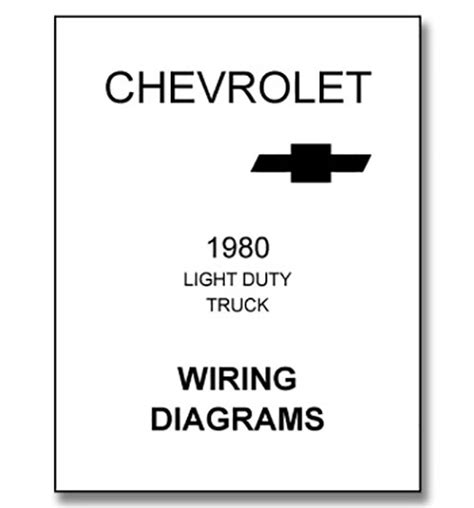 Wiring Diagram Classic Chevy Truck Parts