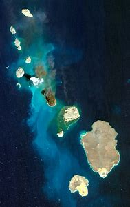 Red Sea Islands Volcanic