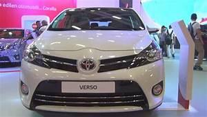 Toyota Verso 1 6 D T  2015  Exterior