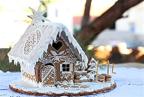 fancy gingerbread house templates the most impressive gingerbread houses of all time chowhound