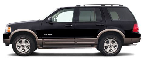 2005 Ford Explorer Reviews, Images, And Specs
