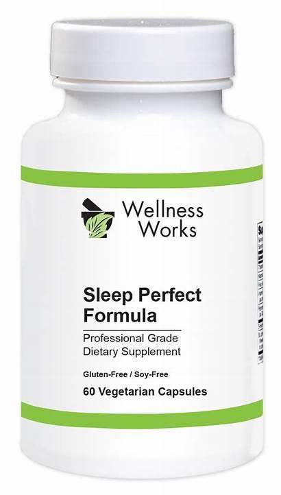 Formula Sleep Perfect Wellness Works Lightbox Shot