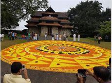 Onam Festival of Kerala Dates, Celebrations & Images