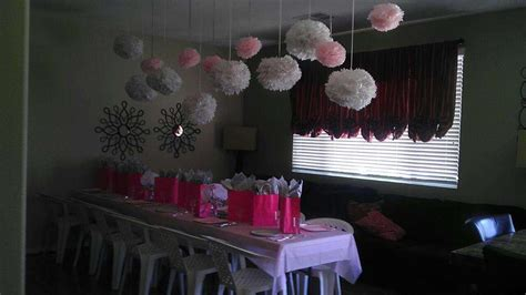 Ee  Pink Ee   And Silver  Ee  Baby Ee    Ee  Shower Ee   Party Ideas Photo