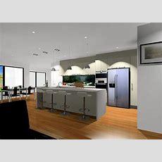 Kd Max 3d Design Program  Design Photo Realistic Kitchens
