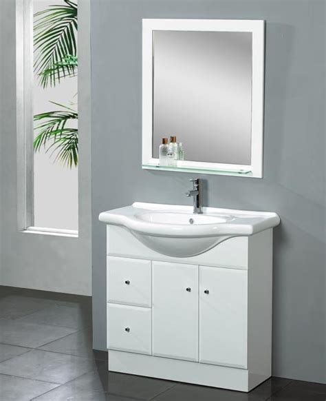 European Style Bathroom Vanities by Dreamline Eurodesign Vanity Dlvrb 116 White Bathroom