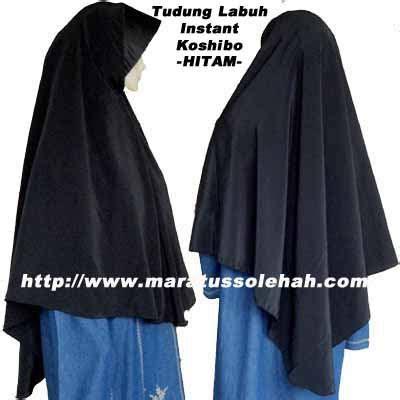 maratussolehah hijab tudung labuh kashibo awning