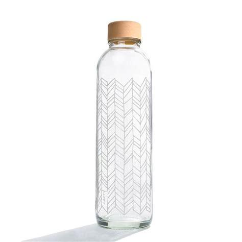 700ml CARRY glass drinking bottle
