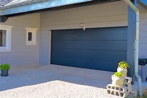 fabricant de porte de garage sectionnelle motorisee With porte garage 5m
