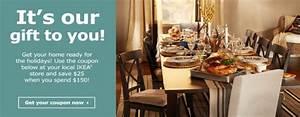 Ikea Coupon Versand : ikea coupon save 25 off a purchase of 150 or more bargains to bounty ~ Eleganceandgraceweddings.com Haus und Dekorationen