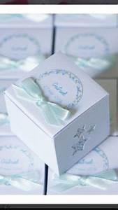 boite a dragees personnalisee avec photo badge aimante With tapis chambre bébé avec boite a dragees fleur