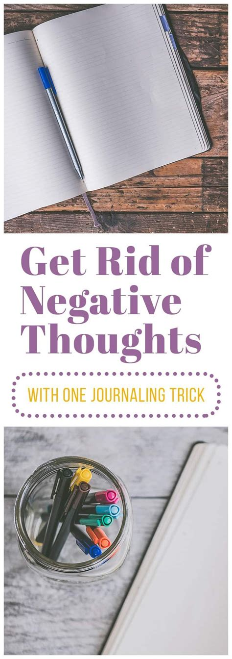 Rid Yourself Of Vanity And Just Go With The Seasons - you wondered how to get rid of negative thoughts