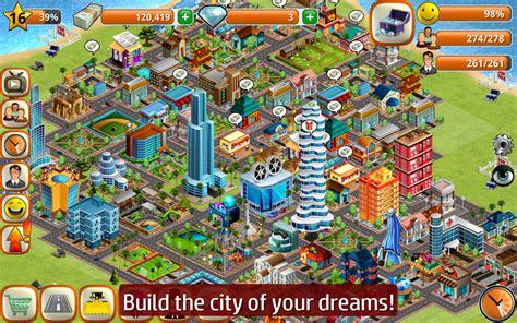 city island sim build town