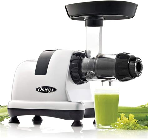 juicer celery slow omega masticating