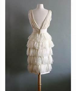 Robe Année 20 Vintage : robes vintage ann es folles ~ Nature-et-papiers.com Idées de Décoration