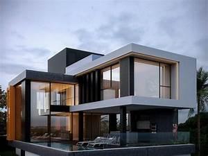 Casa E U0026p No Vale Do Sereno  U2013 Nova Lima  U2013 Brasil Casas Modernas Por Homify Moderno