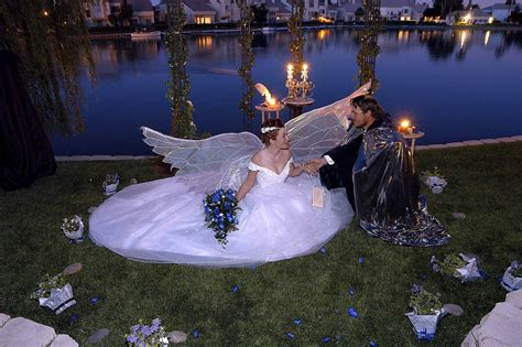 Fairy Tales Wedding Dress Design Picture