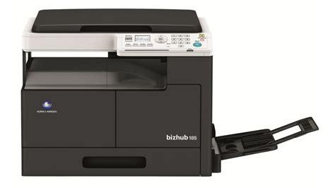 Homesupport & download printer drivers. Konica Minolta Bizhub 164 Software - Konica minolta bizhub ...