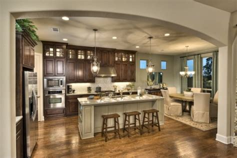 What A Great Kitchen! From American Legend Homes  Love