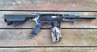 POTD: Spruced Up Mossberg 715P - The Firearm BlogThe ...