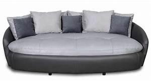 conforama salon cuir maison design wibliacom With tapis berbere avec canapé convertible express conforama
