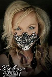 17 Best images about Face & Body Paint Art - Kate Monroe ...