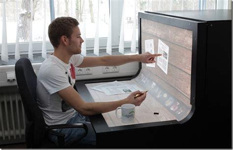 » Incredible Computer Desk Future Technology