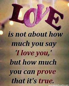 Nice love quote... Nicewith Love Quotes