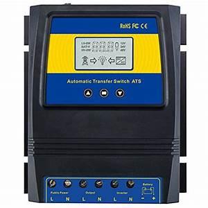 Moes Dual Power Controller 50a 5500 Watt Automatic