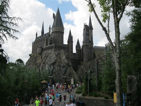 Harry Potter World Universal Studios