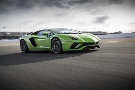 Lamborghini Wants To Stick With Naturally Aspirated