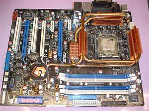 Asus Striker Extreme Republic Of Gamers Motherboard Combo